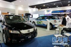 中美企业达成百亿合作 打造红旗S系列超跑