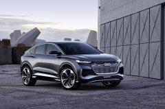 奥迪Q4 Sportback E-tron将于2021年上市