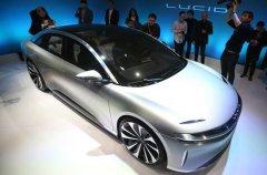 电动汽车公司Lucid将在下个月推出其电动汽车Lucid Air